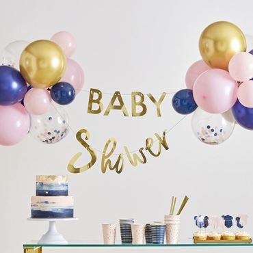 Picture for category Fiesta Bebé Gender Reveal Pink and Navy