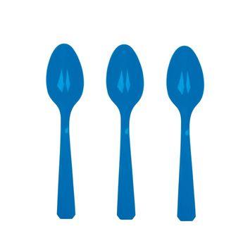 Imagen de Paquete Cucharas azul marino (20)