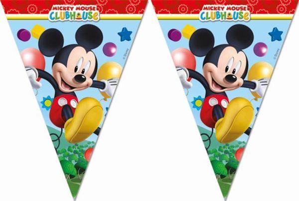 Imagen de Banderín Mickey Mouse Clubhouse 2,3m