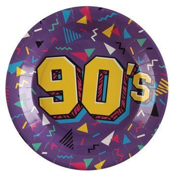 Imagen de Platos Fiesta Años 90 (10)