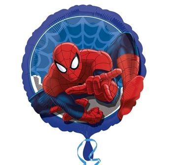 Picture of Globo Spiderman Portrait