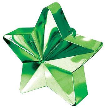 Imagen de Peso para Globos Estrella Verde