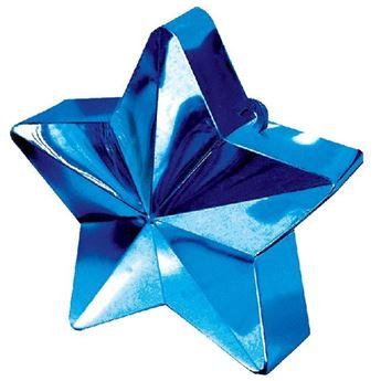 Imagen de Peso para Globos Estrella Azul