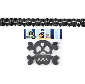 Imagens de Guirnalda pirata calavera