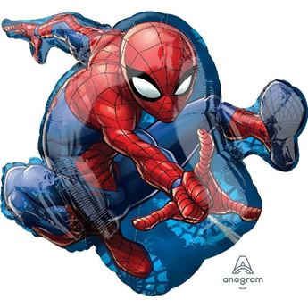 Picture of Globo Spiderman Superforma 73cm