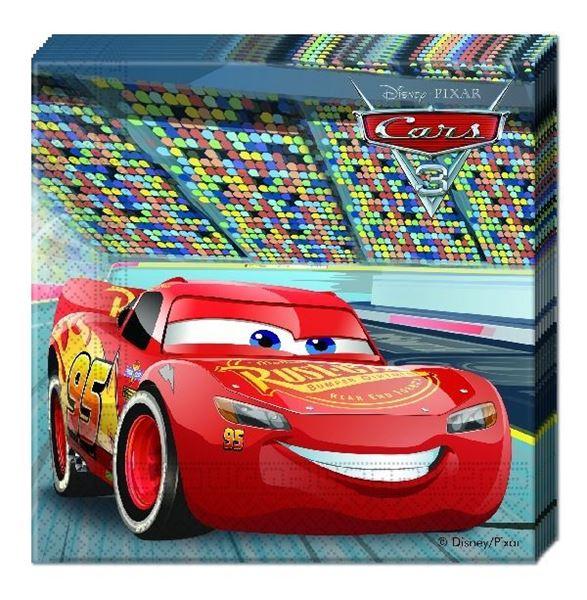Picture of Servilletas Cars (20)