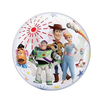 Imagens de Globo Toy Story 4 Bubble burbuja 56 cm