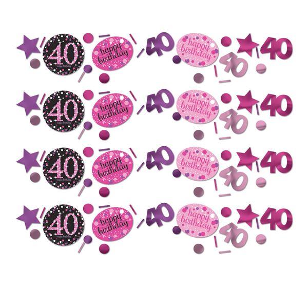 Imagens de Confeti 40 años glamour (34gr)