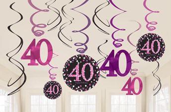 Imagens de Decorados espirales 40 años glamour (12)