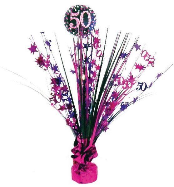 Picture of Centro de mesa 50 años glamour