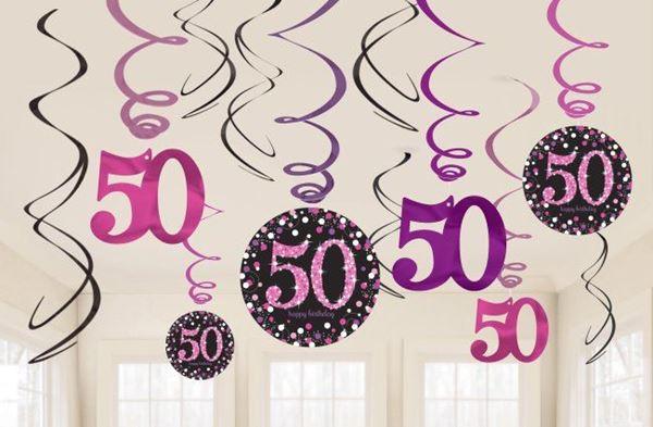 Imagen de Decorados espirales 50 años glamour (12)
