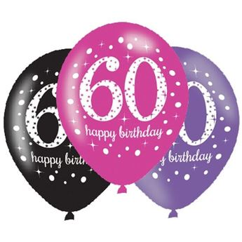 Picture of Globos 60 años glamour (6)
