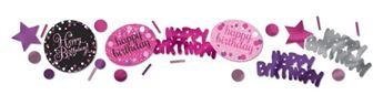 Imagen de Confeti Feliz cumpleaños glamour (34gr)