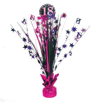 Picture of Centro de mesa 18 años glamour