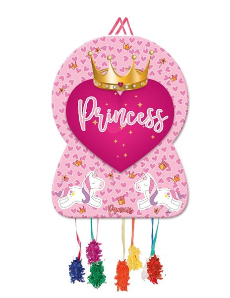 Imagens de Piñata Princesas grande