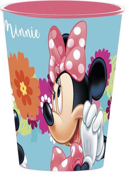 Imagen de Vaso Minnie Mouse plástico duro