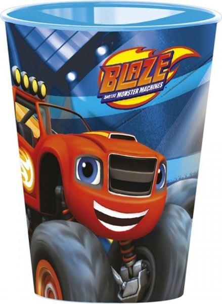 Picture of Vaso Blaze y los Monster Machines plástico duro