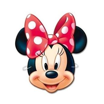 Picture of Caretas Minnie Mouse (6)