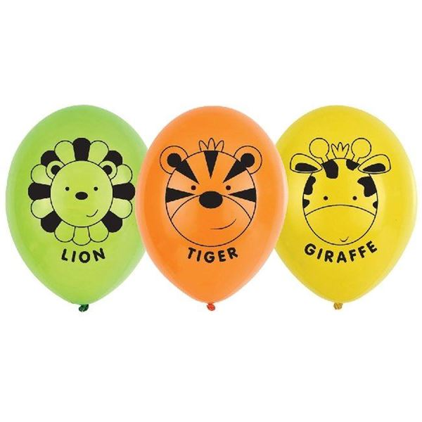 Picture of Globos animales divertidos (6)