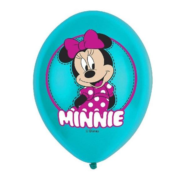 Picture of Globos Minnie Mouse (6)
