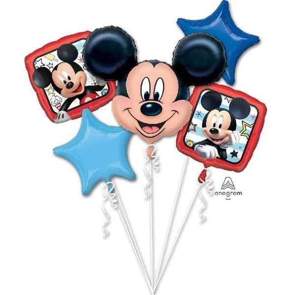 Imagen de Globo Bouquet Mickey (5)