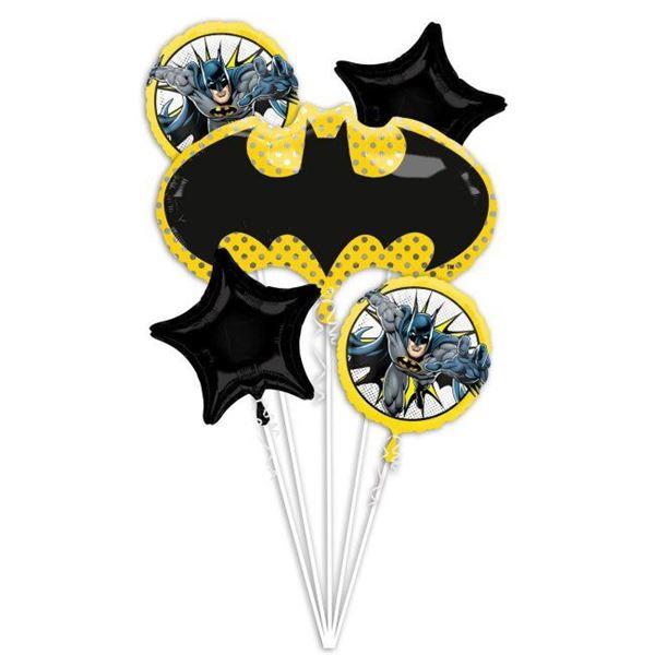 Imagens de Globos Bouquet Batman (5)
