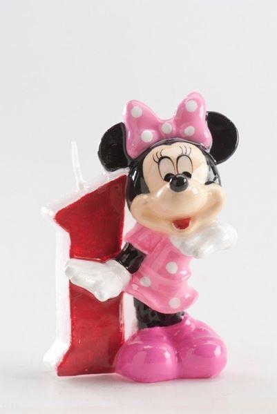 Imagens de Vela 1 Minnie Mouse Disney