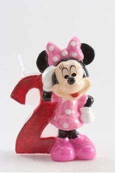 Imagens de Vela 2 Minnie Mouse Disney