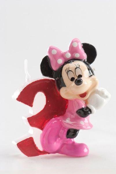 Imagens de Vela 3 Minnie Mouse Disney