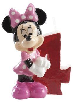 Imagens de Vela 4 Minnie Mouse Disney