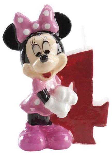 Picture of Vela 4 Minnie Mouse Disney