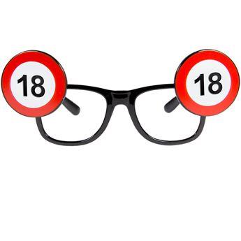 Picture of Gafas de señal de tráfico 18 años