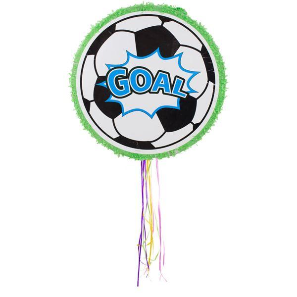 Imagen de Piñata fútbol gol grande