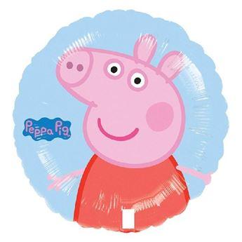 Imagen de Globo Peppa Pig azul