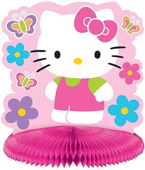Imagen de Centro de mesa Hello Kitty