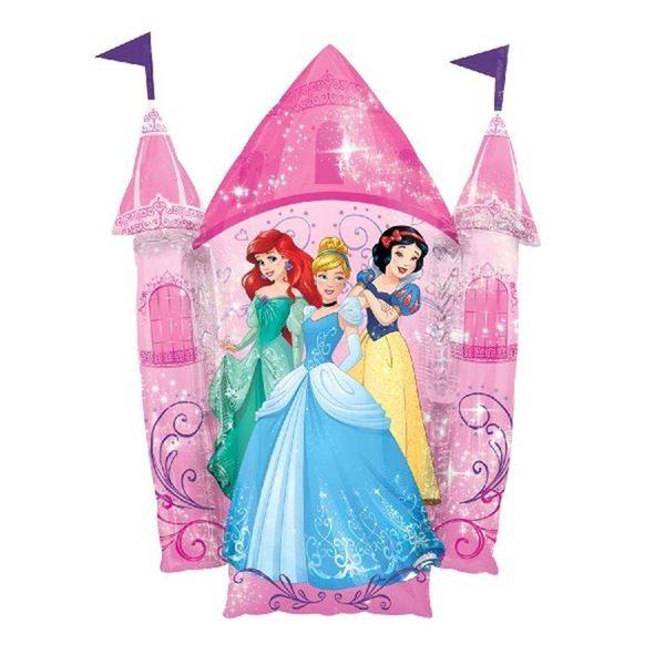Picture of Globo Castillo Princesas Disney