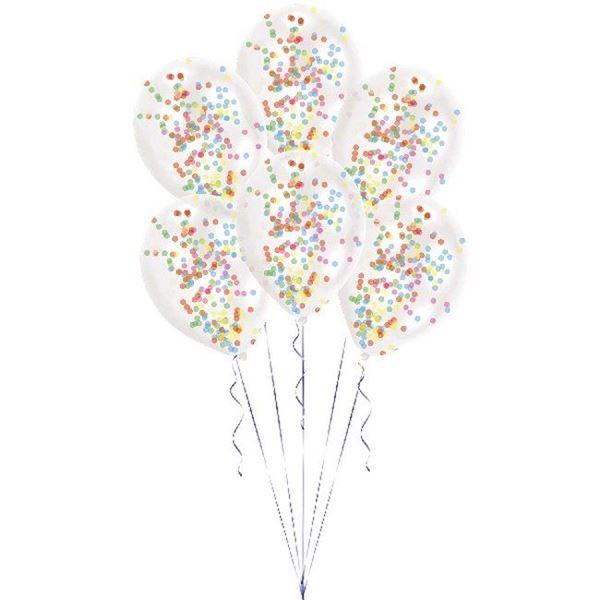 Imagens de Globos con confeti de colores (6)
