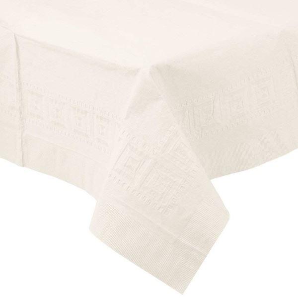 Imagen de Mantel blanco de papel