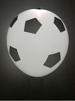 Imagen de Globos fútbol con luz (4)