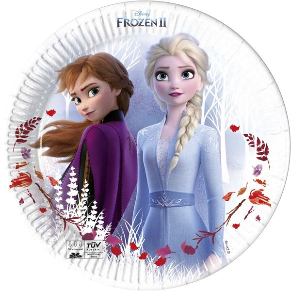 Picture of Platos Frozen pequeños (8)
