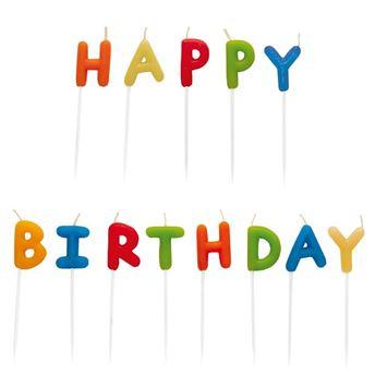 Picture of Velas Happy Birthday