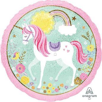 Imagens de Globo Unicornio mágico redondo