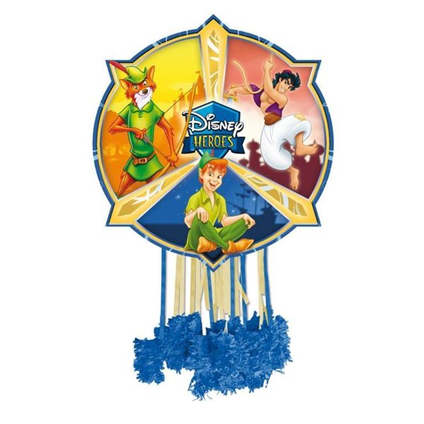 Imagens de Piñata Disney Heroes (52 cm)