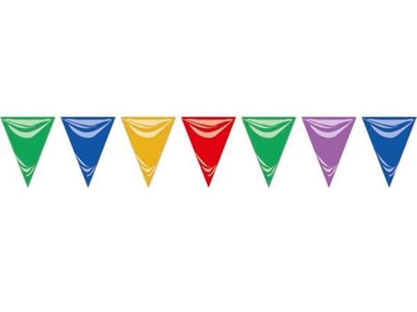 Picture of Banderín colores plástico 50m