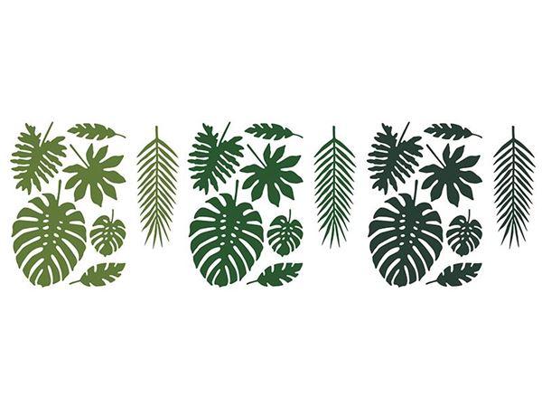 Imagen de Decorados hojas tropicales (21)