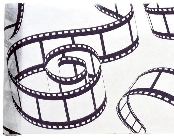Imagens de Camino de mesa película cinematográfica 5m