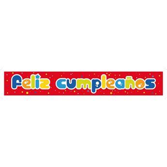Imagens de Banner Feliz Cumpleaños (2)