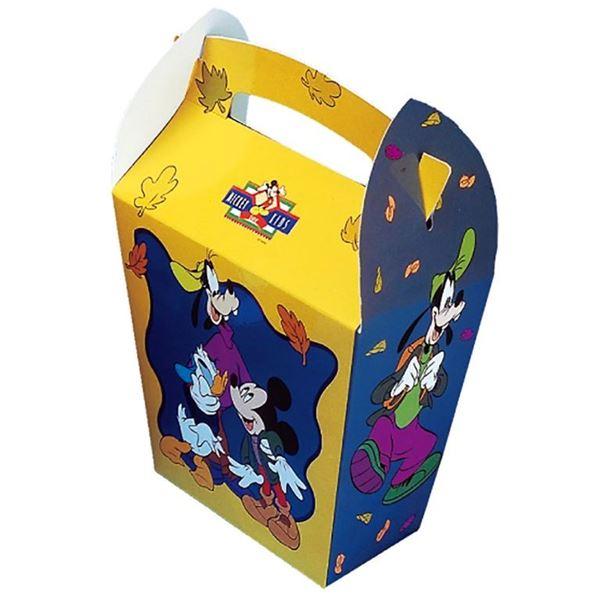 Imagen de Caja Mickey, Donald y Pluto