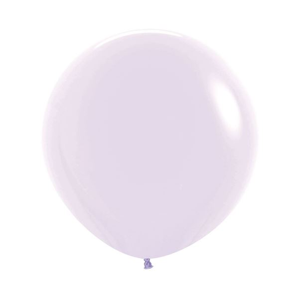 Picture of Globos Lila Pastel 92cm R36-650 (10)