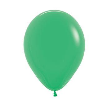 Imagen de Globos Verde Jade Fashion Sólido 30cm R12-028 (50)